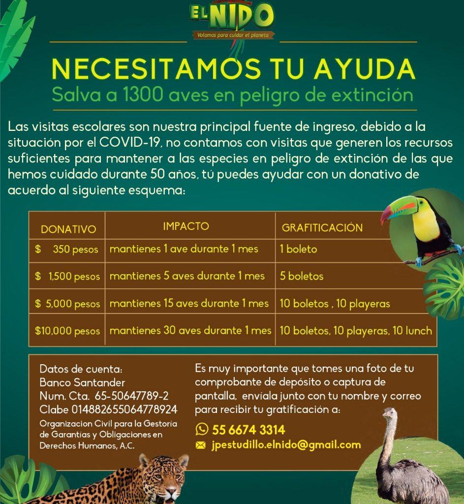 PONE COVID-19 EN RIESGO A 1,300 ANIMALES