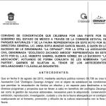 El documento, que le permitía a la asociación recaudar fondos en efectivo, culminó el 15 de septiembre de 2017