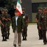 Militarización en México