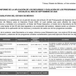 Caen apoyos sociales en Edomex con Alfredo del Mazo
