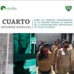 Padecen mujeres reclusión en cárceles mexiquenses