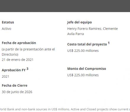 Adquiere AMLO, otra vez, deudas ante Banco Mundial