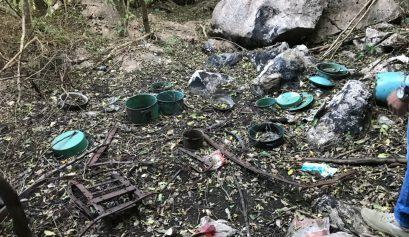 Los 66 sitios de exterminio de México